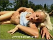 Anal at the golf course