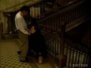 Laure Sinclair Fucked In The Stair Well