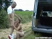 Roadside Fucking