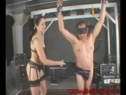 Mistress January's CBT and Ballbusting