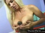 Devon Lee Fucked by a Big Black Cock Interracial