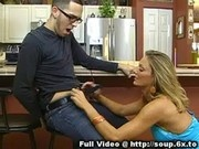 MILF Fucked In Kitchen