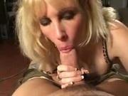 Hot Busty Blonde Cougar Lexxy Foxx