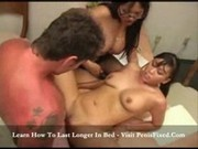 Cindy and Kate fucked by thier boss