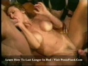 Leena - DPed and Gangbanged