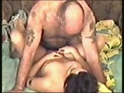 graszyna polish girl fucked missionary cum on belly