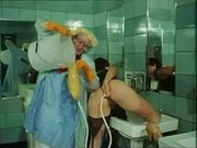 Desiree Cousteau Restroom Enema Classic
