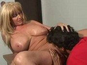 Hot Mature Busty Blonde Cougar Penny Porsche