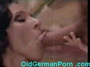German mature loves big young cock