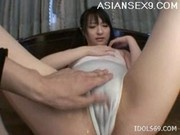 Rika Sonohara Hot Asian Chick Gives Hot Blowjobs