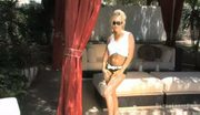 Blonde busty goddess madison demartini