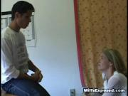MILF Ella Ain#39;t Getting Enough From Hubby