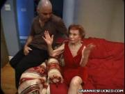 Top-Notch Linda Strips In Threesome