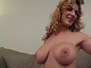 Ruby uses dildo and taking big black cock