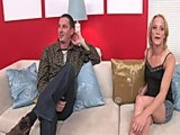Rick fucks hot blonde Jewels, then kicks her out