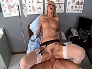 She Cums To Him