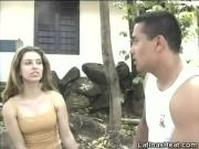 Teen Latina Anyyta Dishes Out Her Coot