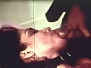 Vintage bondage anal sex