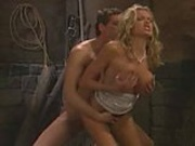 Briana Banks pounded doggy style