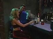 Briana Banks fucks in a bar