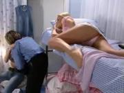 Coed Sluts Share Older Erection