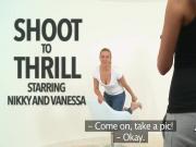 Lesbians having fun and fucking