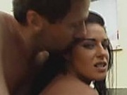 Claudia Ferrari fucks in the yard