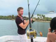 Fishing Some Fun Sessions On The Boat