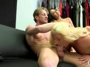 Blonde Fuck Puppet Keely Jones Takes Cash And Gets Fucked By Stranger