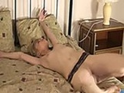 Sweet russian loves to dance naked