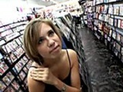 The video store sexcapade