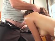 Gorgeous Asian Girl Sucks  Slams Eager Schlong