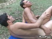 Hardcore Bareback With Sexy Gay Latino