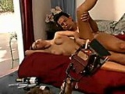 Tera Patrick fucks in the bedroom