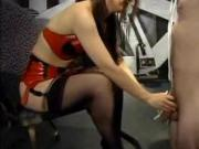 Mean Spanking Mistress