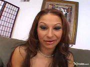 Exotic harlot enjoys getting her tight quim pou...