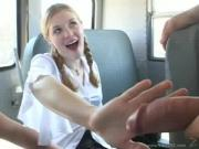 school bus girls scene 3