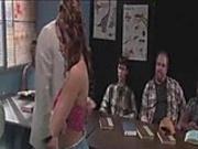 Melanie Jagger gets pussy creampie