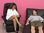 The Hot Therapist Gives Her Patient Sex