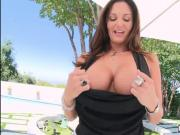 Anal with thight butt and giant tits milf Ava Addams