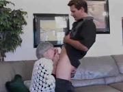 Kinky mature mom wants more