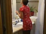 my lil asian dress pt1