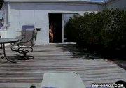 Roof top BlowJob