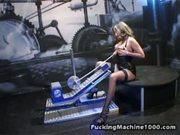 A Machine Drills Jane Kelly Deep