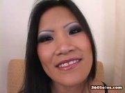 Christina Is A Single Asian Slut From Cali