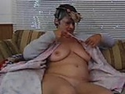 Hot granny porn with Ellen Zark