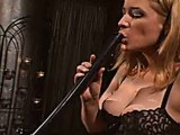 Brunette whore loves getting punished by her dominatix mistress