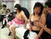 Japanese Granny Maids Fucked