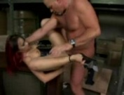 Submissive asian slave Katsumi ravaged