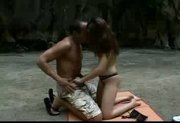 MoviesAnd - Asian Beach Fuck - Better than YouPorn and RedTube